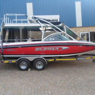 Supra Launch 20SSV, Pleasure craft