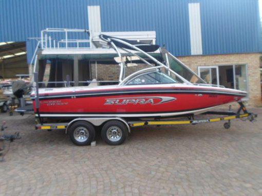 Supra Launch 20SSV, Pleasure craft