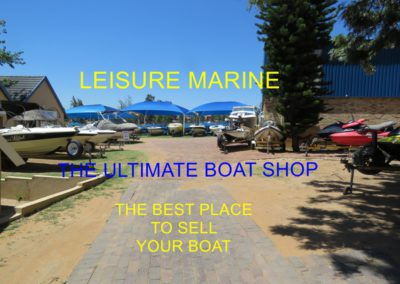 WHY USE LEISURE MARINE TO SELL YOUR BOAT