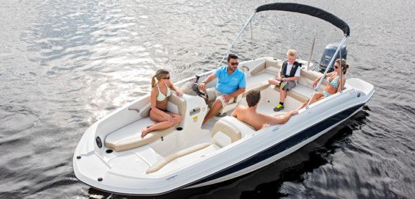 182sc Deck Boat